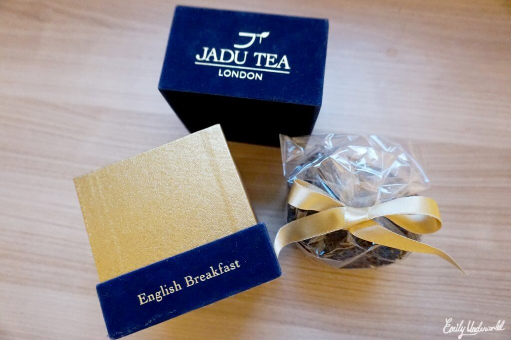 Jadu Luxury Tea