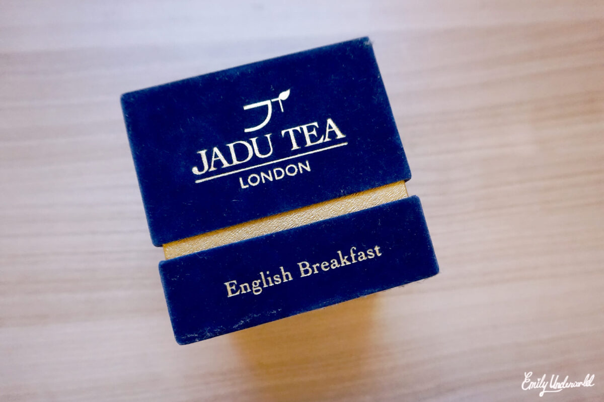 Jadu Luxury Tea - Emily Underworld
