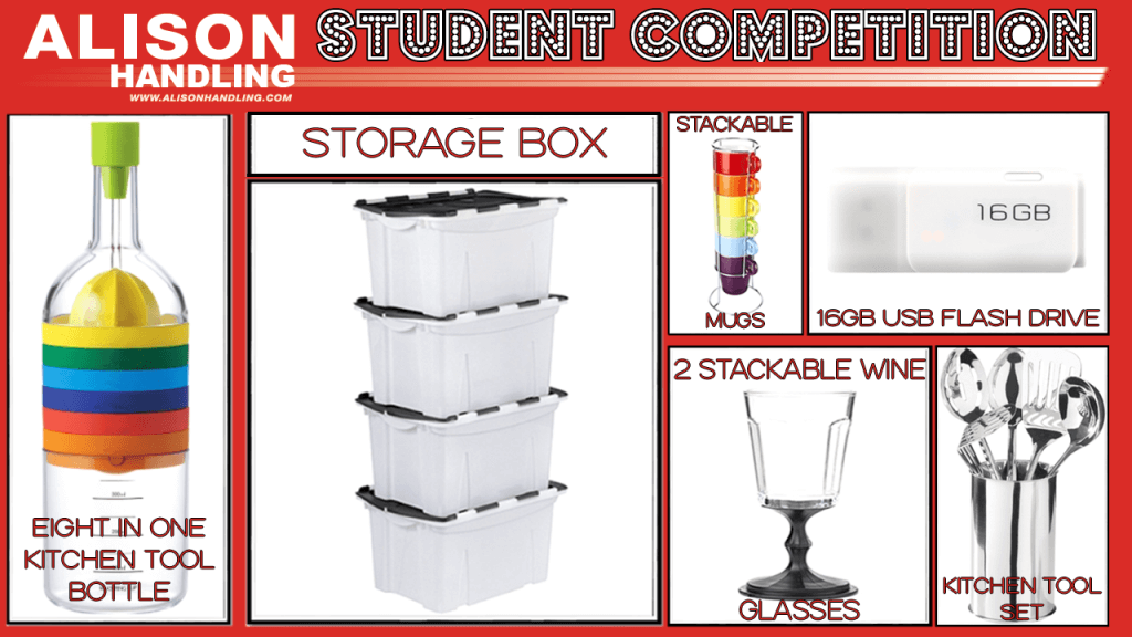 Win The Ultimate Student Pack!