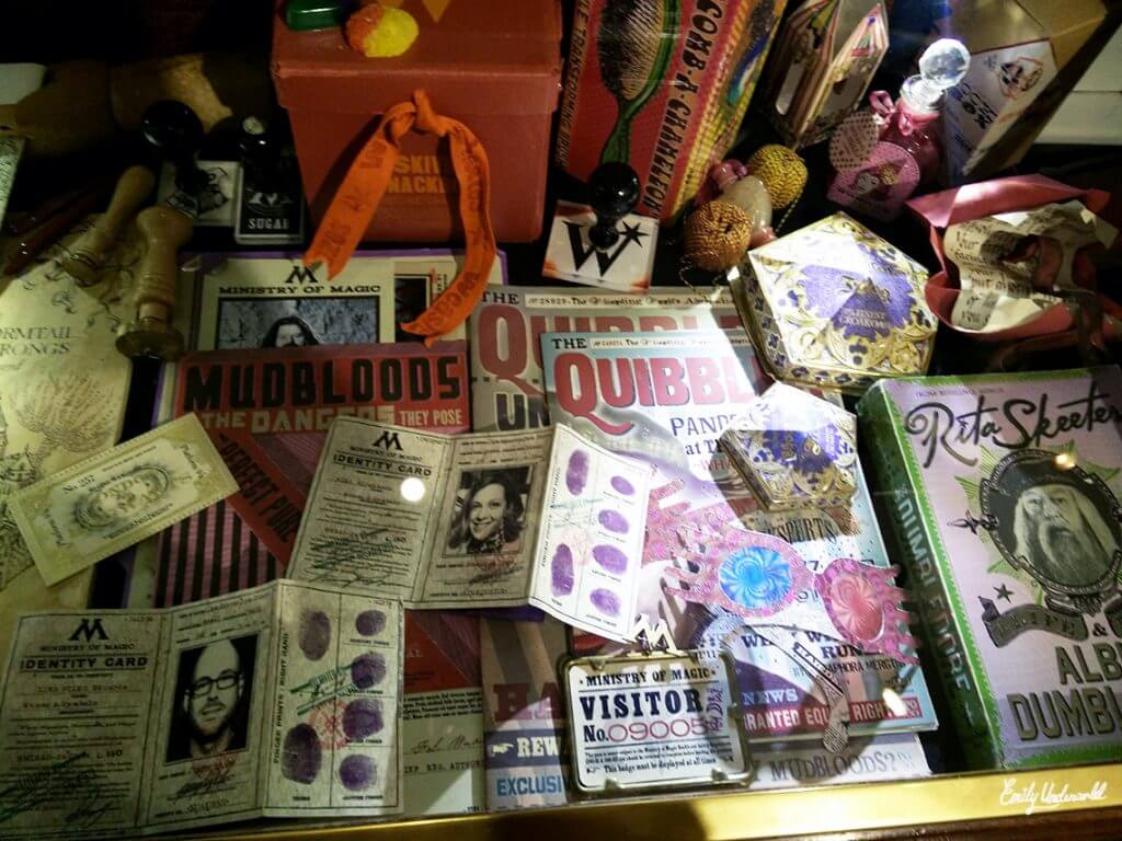 The Harry Potter House of Minalima, Soho