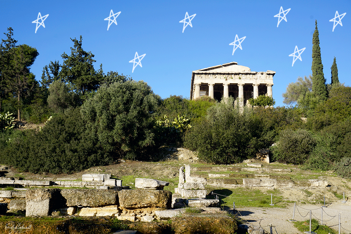 An Athenian Photo Diary