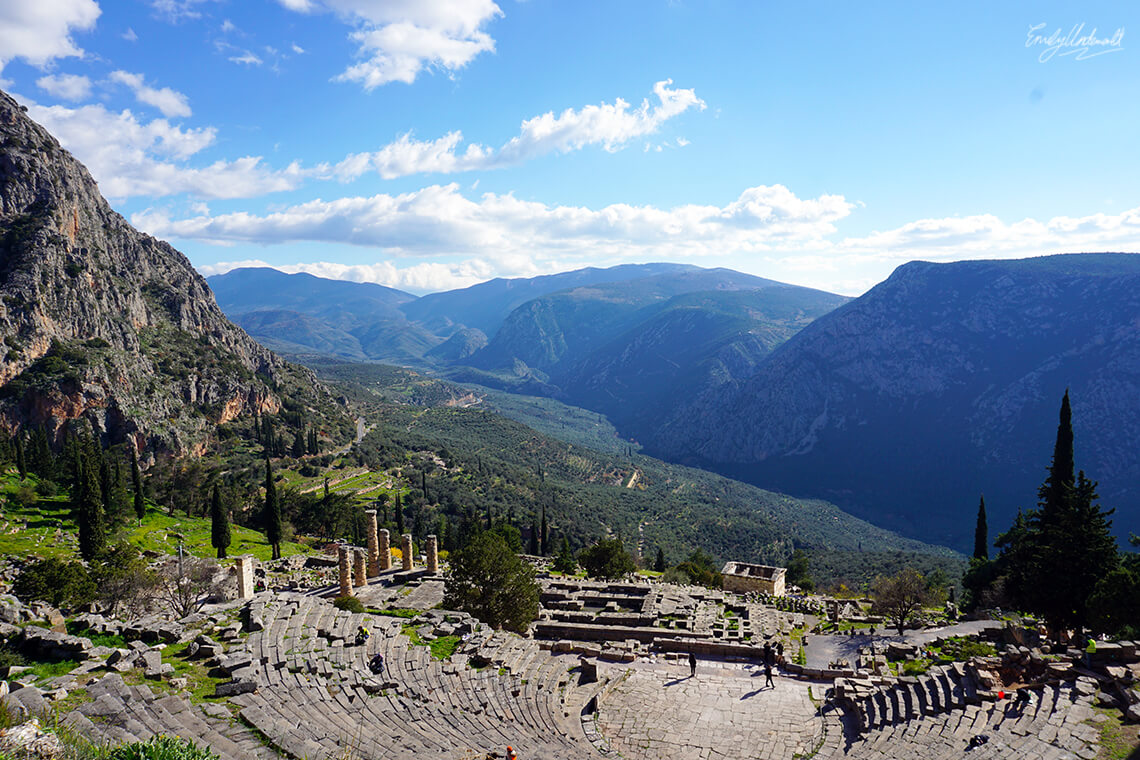 Living The Dream in Delphi