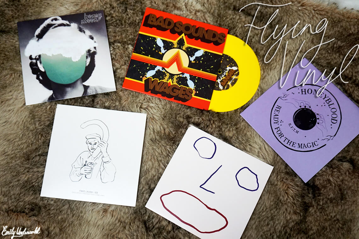Flying Vinyl: An Alternative Record Subscription!
