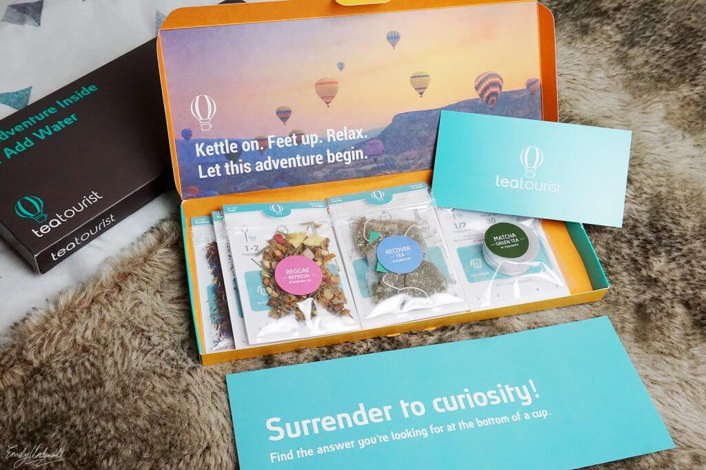 Teatourist: The Ultimate Tea-Tasting Subscription