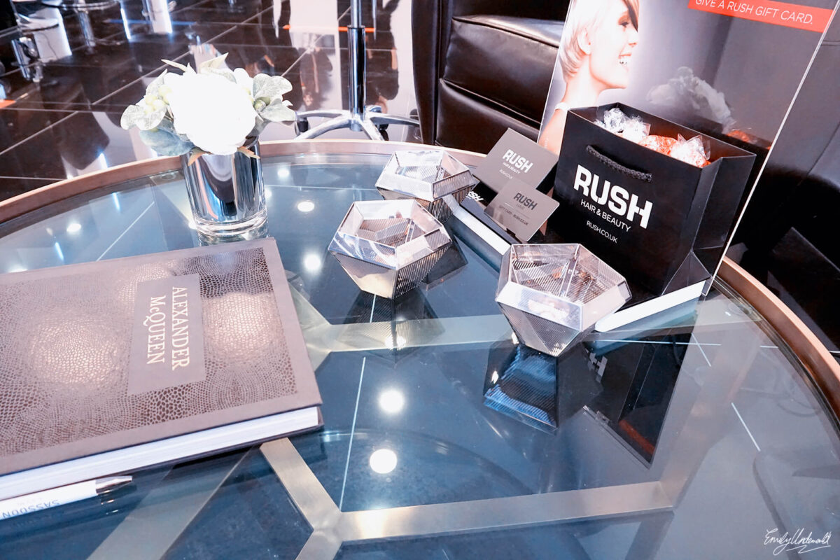 Rush Hair Enfield