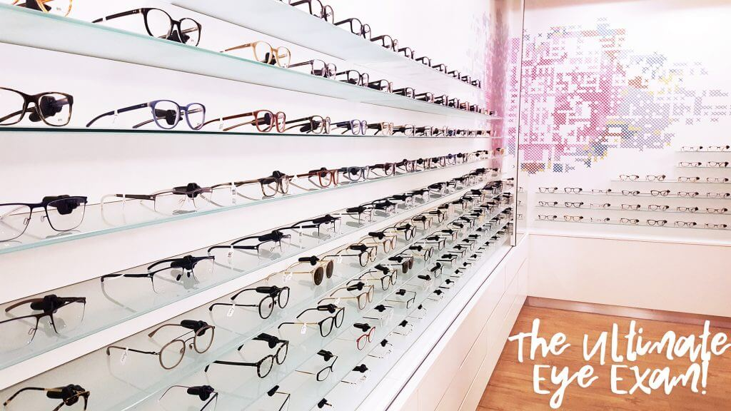 The Ultimate Eye Exam at Leightons