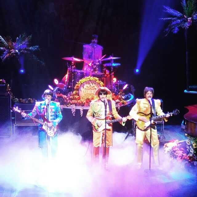 The Beatles musical Let It Be