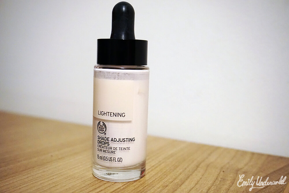 Body Shop Lightening Drops