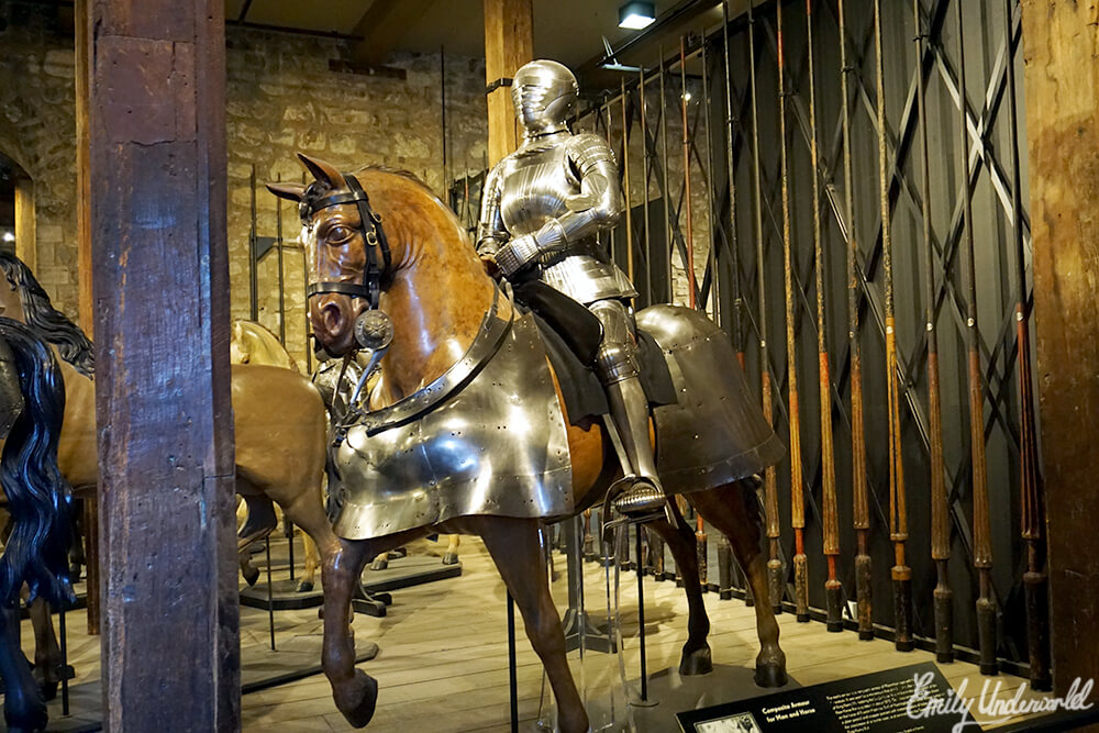 The Tower of London Armour