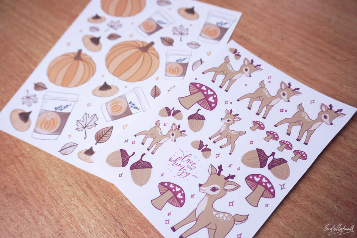 lace-whimsy-autumn-stickers