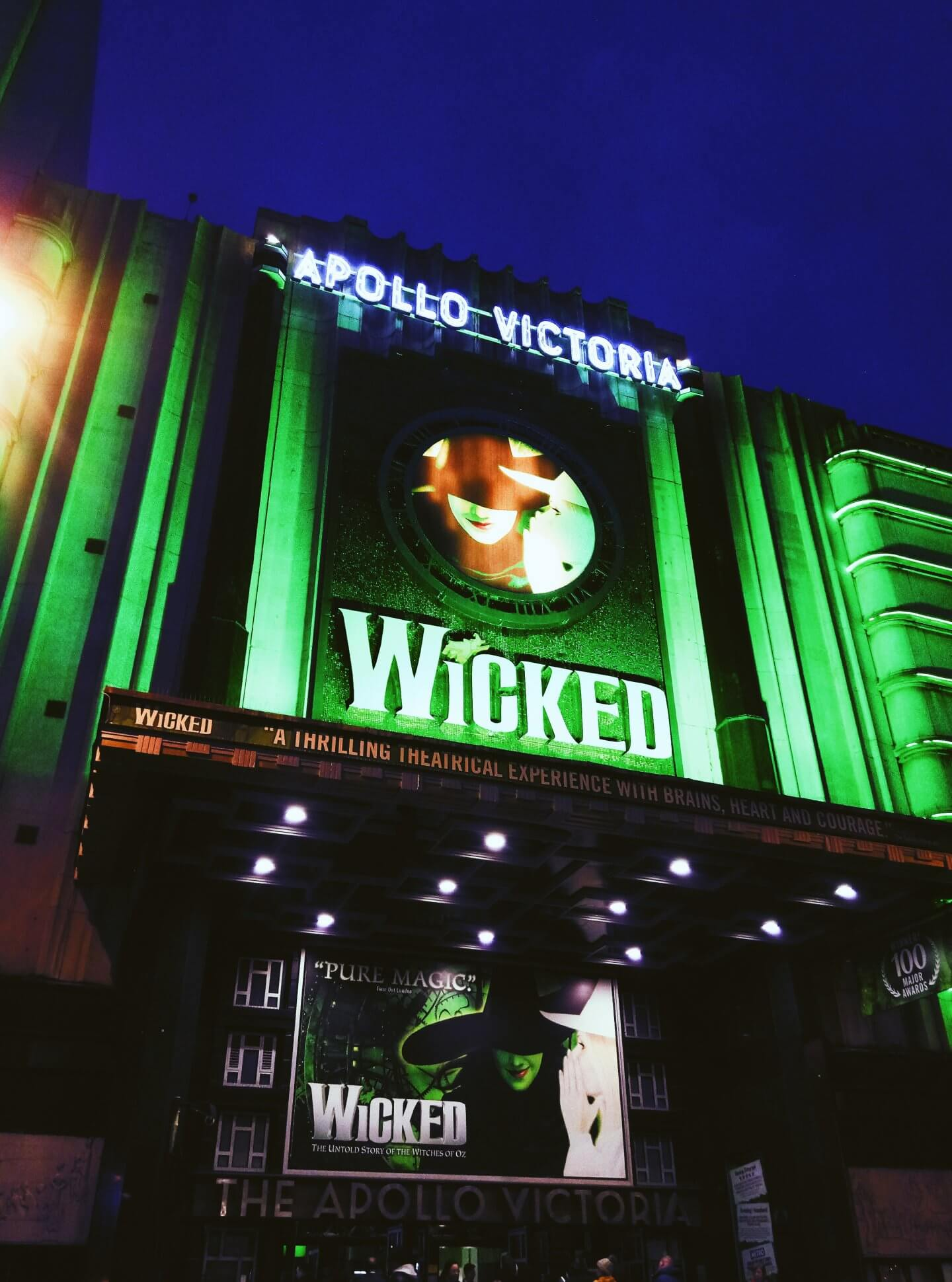 Wicked! Apollo Victoria
